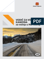 Trucker's Guide - Kroatisk (HR)