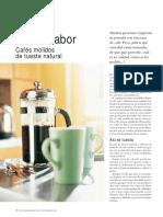 Cafes Molidos de Tueste Natural