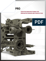 ADDITIVE MANUFACTURING FOR INNOVATIVE DESIGN AND PRODUCTION