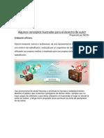 Conceptos Derecho Autor