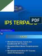 IPS Terpadu Dan Pengembangan Tema