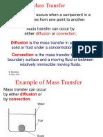 Intro Masstransfer