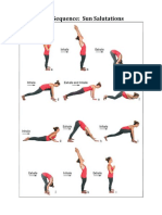 unit 5 yoga sequence