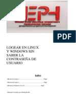 Logear en Linux y Windows sin saber la contraseña de Usuario.pdf