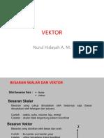 2. Vektor