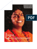 e Book Living Enlightenment Abridged 2nd Edition in Spanish
