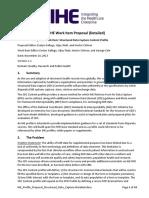 IHE DetailedTechnicalProposal SDC 2013-11-10-V1.1