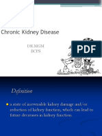 Chronic Kidney Disease in children = DR.MGM