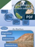 Geologia Rochas