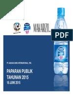 ADES PE 2015