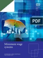 Minimum wage systems