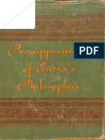 Presuppositions of India's Philosophy - Karl H. Potter