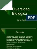 Derecho Ambiental - Diversidad Biológica