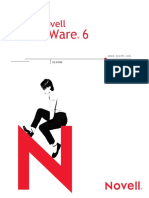 Novell Netware 6 Documentation
