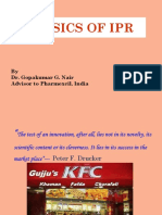 Basics of IPR
