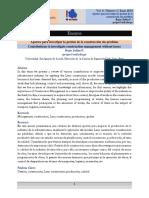 Ensayo Sobre Control de Pérdidas Perú