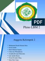 LBM II BELL'S PALSY.pptx