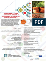 Curso Idara Marketing Agroalimentario Programa