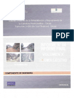 CARRETERA HUANCAVELICA-LIRCAY INFORME NRO 04 INFO FINAL VOLUMEN X RESUMEN EJECUTIVO.pdf