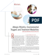 Allergic Rhinitis, Environmental