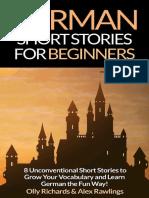 German Short Stories for Beginn - Olly Richards