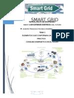 Practica Sobre El Ahorro de Energia Smart Grid
