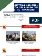 Gestión de Riesgos y Desastres - Clase 2