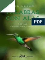 REVISTA ESFINGE Palabras-con-Alas Teresa Cubas Lara