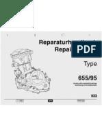 Reparaturshandbuch Aprilia Pegaso 655 Ab 95 Mehrsprachig (German)
