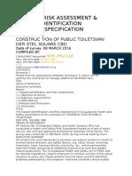 Baseline Risk Assessment 2