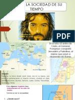 Jesus Presentacion