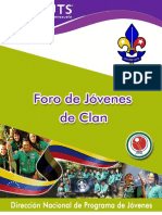 Instructivo Foro de Jóvenes de Clan 2018
