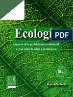 Ecología Impacto de La Problematica Vista Preliminar Del Libro