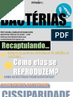 MICROBIOTA HUMANA. MEIOS DE CULTURA. COCOS. BACILOS.pptx