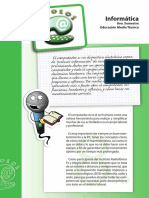 Informática - 8 PC y Mantenimientos - FE Y ALEGRÍA