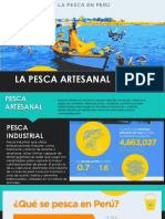 La Pesca Artesanal