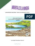 Impacto Ambiental de La Mineria(Lea Chacaltana)
