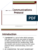 DATA Communications Protocol