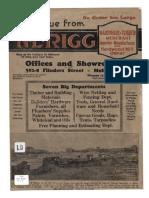 1931, N L Rigg, Melbourne, AUS