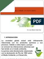 Presentacion Quim Verde Unidad 2a