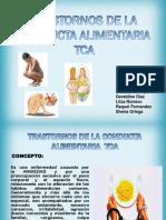 Presentación TRANSTORNOS ALIMENTICIOS