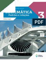 #Matemática Padrões e Relações 3