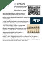 Cambios en La Industria Fotocopia