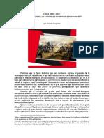 Chile 1815-1817 ¿Guerra de guerrillas patriotas o montoneras insurgentes?