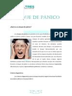 Ataque de Panico - Resumen Breve