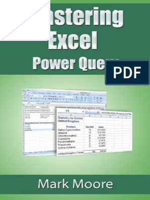 Excel Power Pivot and Power Query for Dummies | Microsoft Excel