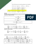 Ejercicio Resuelto Ecuacions Diferenciales Punto 6 Marcos