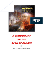 Commentary - Book of Romans