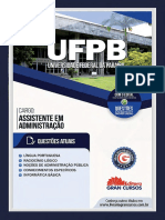 Administracao Publica - UFPB