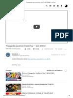 Propagandas Que Deram Errado _ Top 7 _ QMQ S03E63 - YouTube